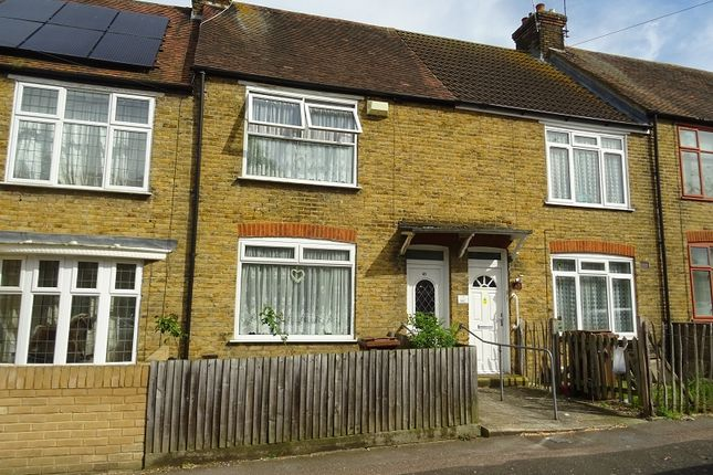 Thumbnail Terraced house for sale in Fourth Avenue, Gillingham, Kent.