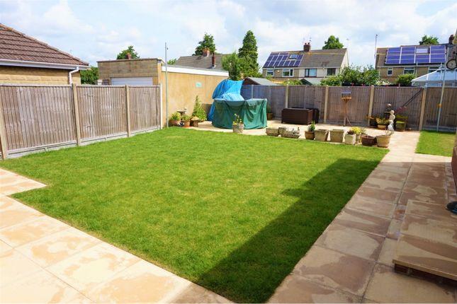 Garden of Highclere Avenue, Swindon SN3