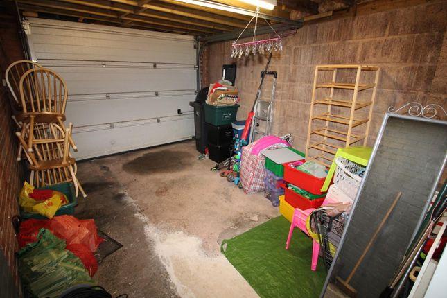 Garage of Belmont Road, Tiverton EX16
