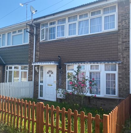 3 bed terraced house to rent in Calder, East Tilbury RM18