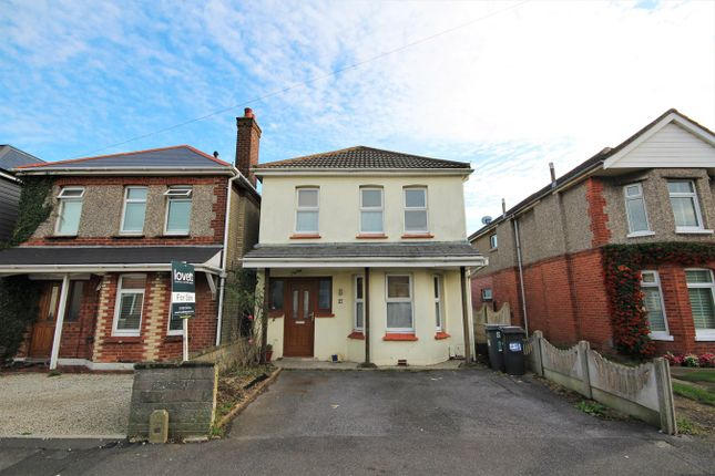 Thumbnail Detached house for sale in Coombe Avenue, Bournemouth, Bournemouth