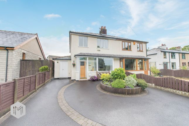 Thumbnail Semi-detached house for sale in Chorley Road, Withnell, Chorley