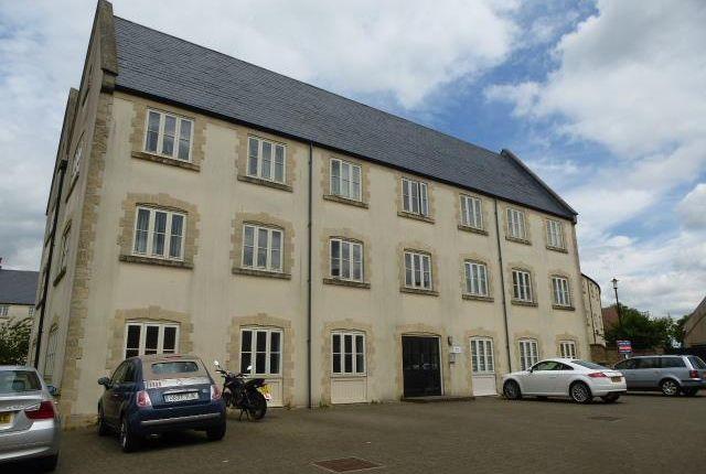 Thumbnail Flat to rent in Marsh Close, Shepton Mallet