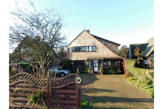 Thumbnail Detached house for sale in Wallsend Road, Pevensey Bay