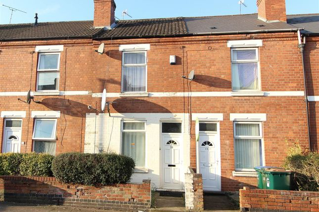 Thumbnail Terraced house for sale in St. Margaret Road, Coventry