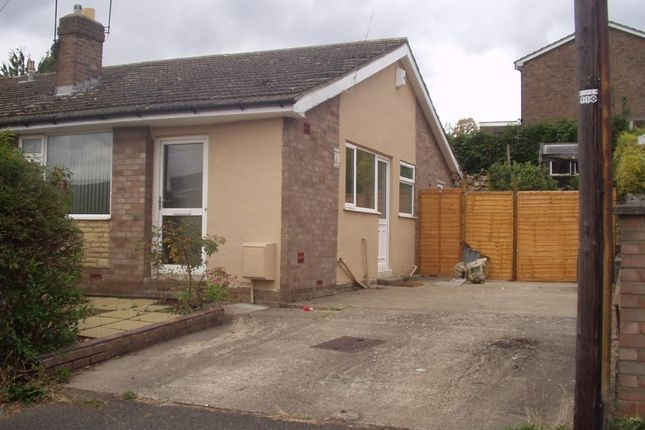 2 bed bungalow to rent in Ashfield Avenue, Raunds
