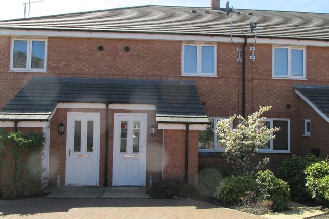 Thumbnail Terraced house to rent in Fusiliers Close, Coventry