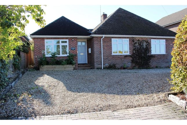 Thumbnail Detached bungalow for sale in Montgomery Road, Newbury