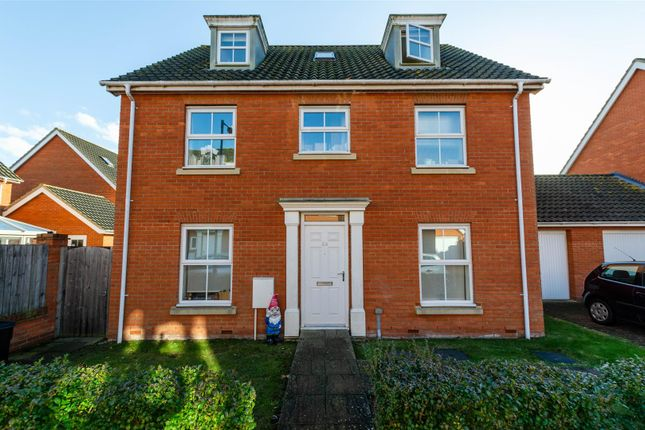 Thumbnail Property to rent in Earles Gardens, Norwich