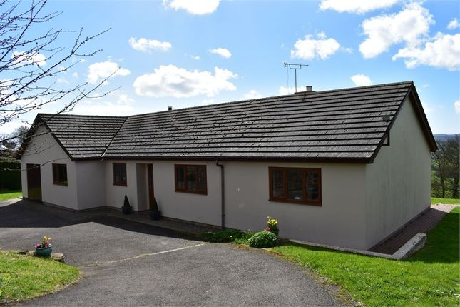Detached bungalow for sale in Llanishen, Chepstow