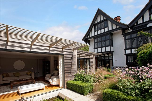 Thumbnail Semi-detached house for sale in Mill Road, Marlow, Buckinghamshire