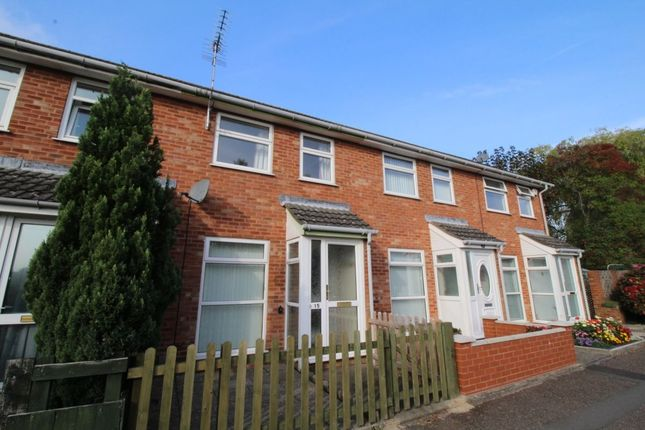 Thumbnail Terraced house to rent in Cotfield Street, Exeter