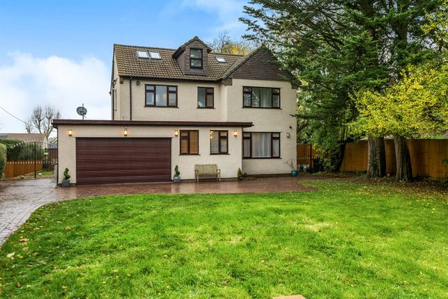 Detached house for sale in Courtney Road, Kingswood, Bristol