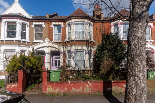 Thumbnail Terraced house for sale in 83 Culverley Road, Catford, London