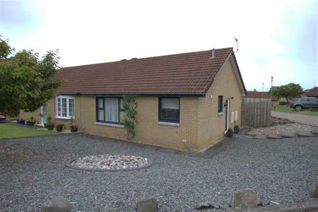 Thumbnail Semi-detached bungalow for sale in Islestone Court, Tweedmouth, Berwick Upon Tweed