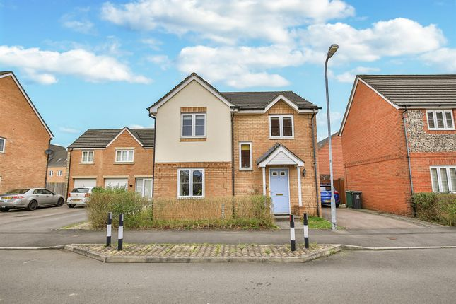 Thumbnail Detached house for sale in Tatham Road, Llanishen, Cardiff