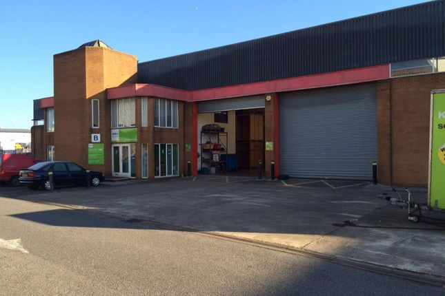Industrial to let in Unit B, Motorway Distribution Centre, Avonmouth Way, Avonmouth, Bristol