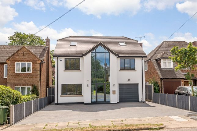 Thumbnail Detached house for sale in St Stephens Avenue, St. Albans, Hertfordshire
