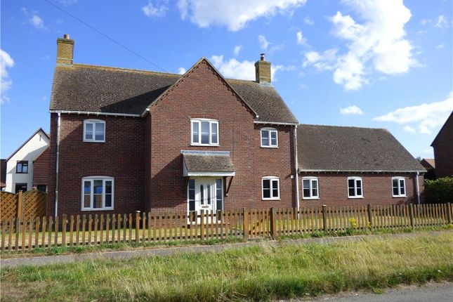 Thumbnail Detached house to rent in Halsey Green, Pulham, Dorchester