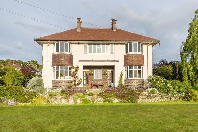 Thumbnail Detached house for sale in Rylestone Grove, Westbury-On-Trym, Bristol
