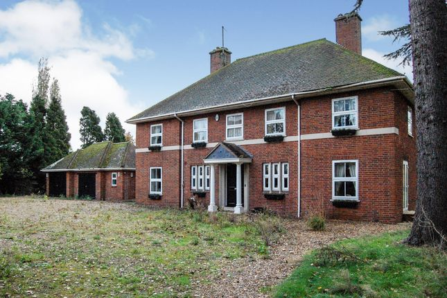 Thumbnail Detached house for sale in Brockington Hall, Bodenham, Hereford
