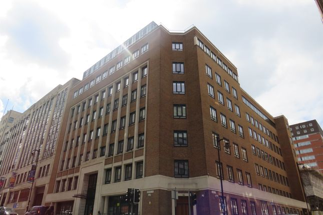 Flat for sale in Newhall Street, Birmingham