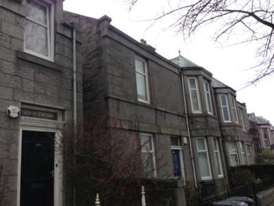 Thumbnail Flat to rent in King Street, Aberdeen AB24,