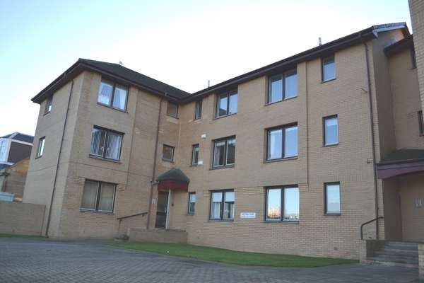 Thumbnail Flat for sale in 14B Westfield Court, Melbourne Road, Saltcoats
