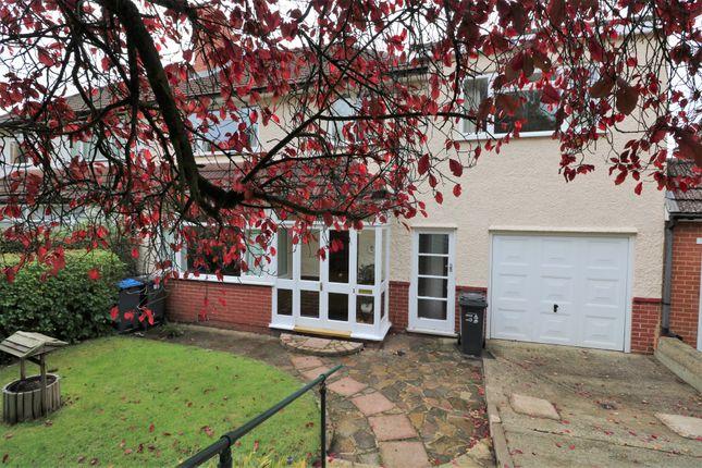 Thumbnail Semi-detached house for sale in Littleheath Road, Selsdon, South Croydon