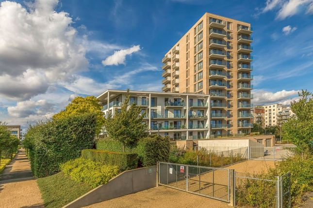 Thumbnail Flat to rent in Booth Road, London
