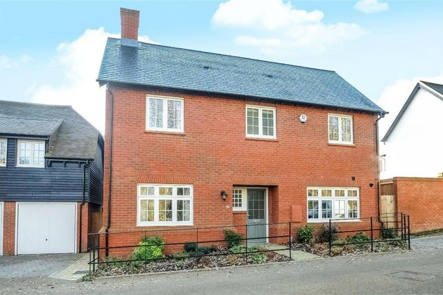 Thumbnail Detached house to rent in Meadow View, Winchester