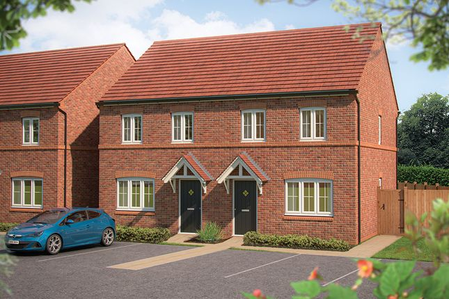 """3 bedroom semi-detached house for sale in """"The Magnolia"""" at Marsh Lane, Nantwich"""