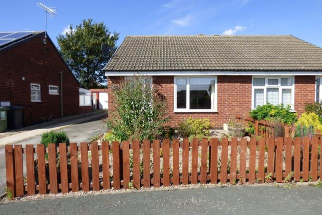 Thumbnail Bungalow to rent in Haigh Side Close, Rothwell, Leeds