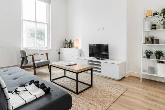 Thumbnail Flat to rent in Packington Street, London