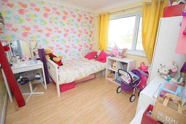 Bedroom Two of Sunnybank Court, Brackla, Bridgend County. CF31