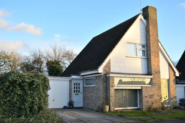 Thumbnail Detached house for sale in Joiners Way, Olney, Milton Keynes