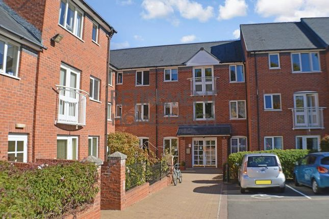 Thumbnail Flat for sale in Abraham Court, Oswestry