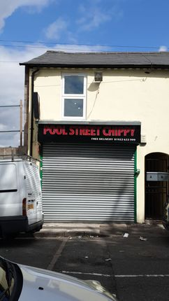 Thumbnail Flat to rent in Pool Street, Walsall, West Midlands