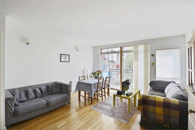 Thumbnail Flat for sale in Maurer Court, John Harrison Way, London