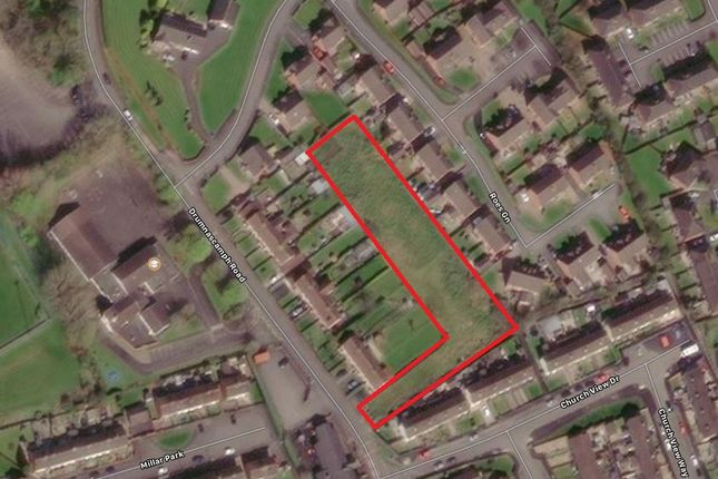 Thumbnail Land for sale in Potential Dev 9 Resi Units, School Tce, Laurencetown, Banbridge