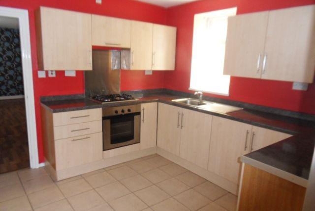 Thumbnail Terraced house to rent in 61B Mysydd Road, Landore, Swansea.