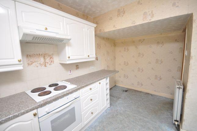 Kitchen of 37 Main Street, Barrhill KA26