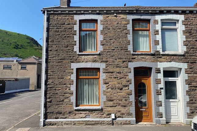 3 bed end terrace house for sale in Villiers Street, Port Talbot, Neath Port Talbot. SA13