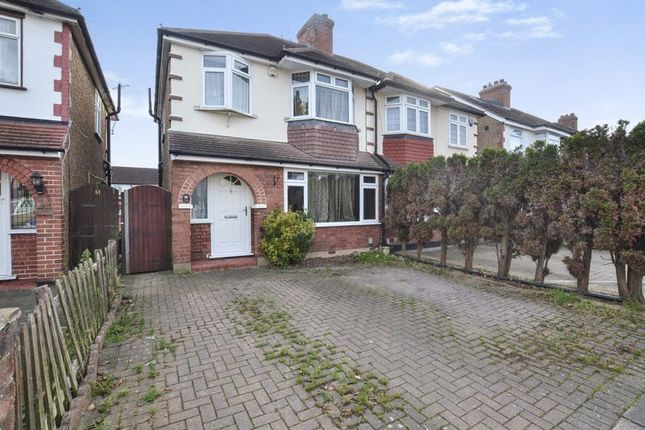 Thumbnail Semi-detached house for sale in Kingswood Road, Watford