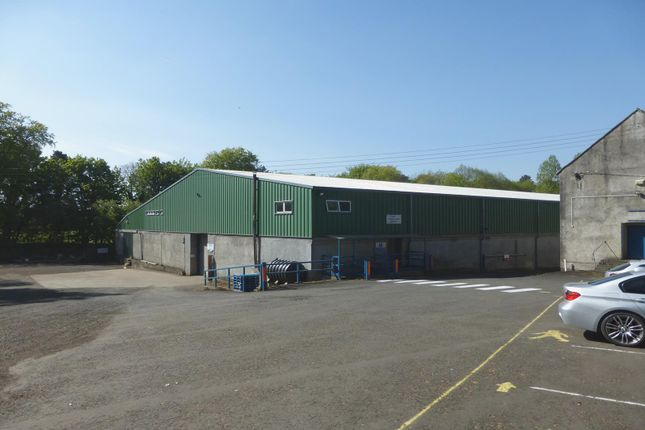 Thumbnail Warehouse to let in Currells Avenue, Ballygarvey Road, Ballymena, County Antrim