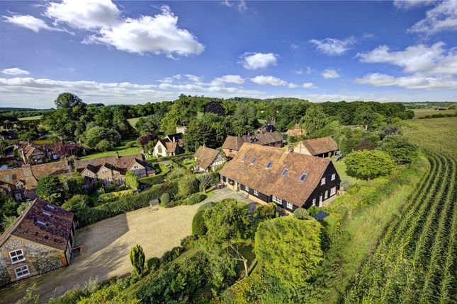 Thumbnail Detached house for sale in Turville, Henley-On-Thames, Buckinghamshire