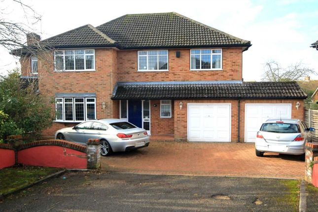 Thumbnail Detached house for sale in Nicholas Way, Hemel Hempstead Industrial Estate, Hemel Hempstead