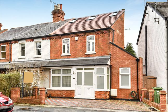 Thumbnail Terraced house for sale in Kings Ride, Camberley, Surrey