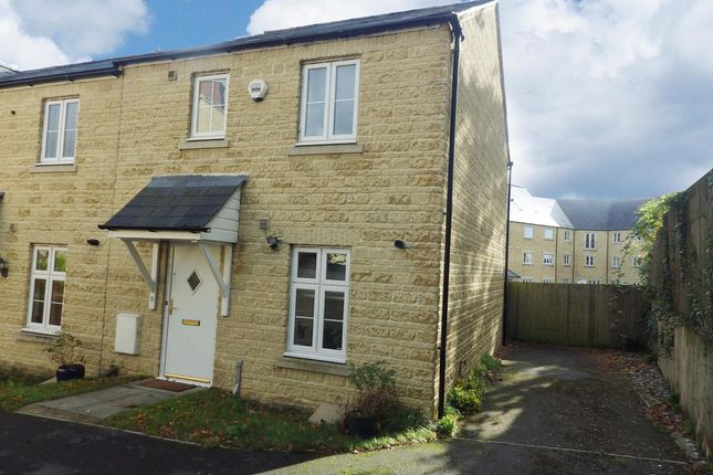 Thumbnail Semi-detached house to rent in Stenter Lane, Witney, Oxfordshire