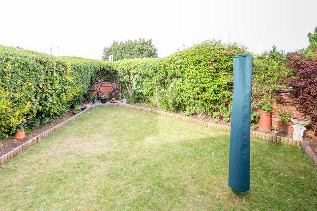 Garden of Harrowden Road, Wellingborough NN8